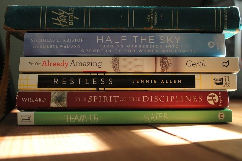 Book Stack 800