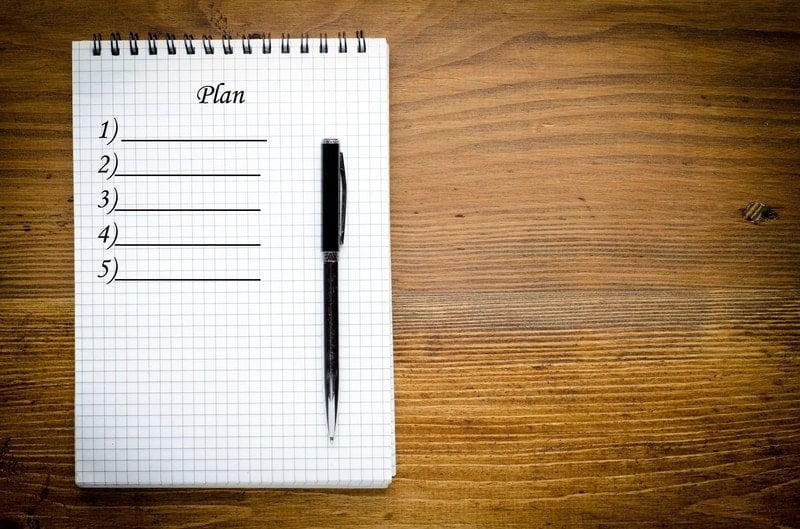 journal Plan