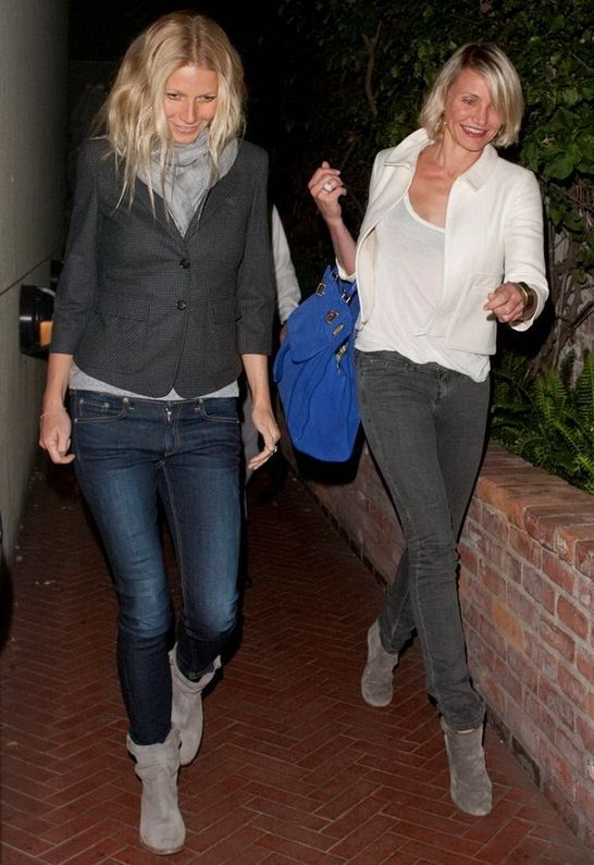 booties, gwyneth and camryn