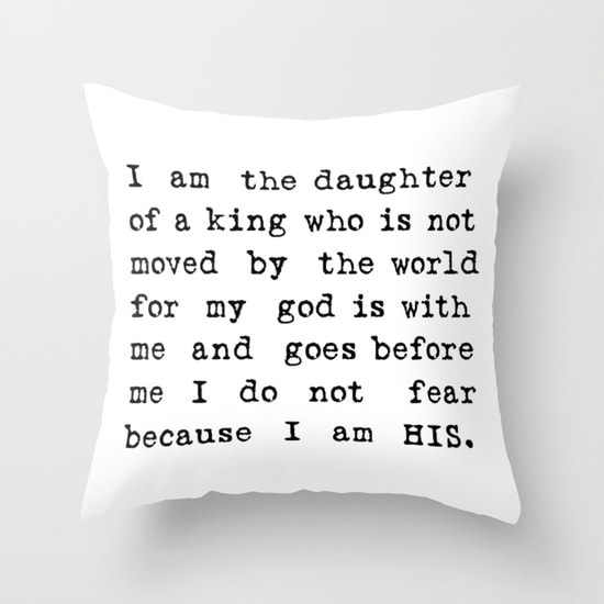 daughter of king pillow